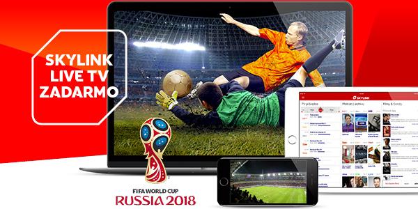 Sledujte televíziu zadarmo aj na tabletu alebo mobilu!
