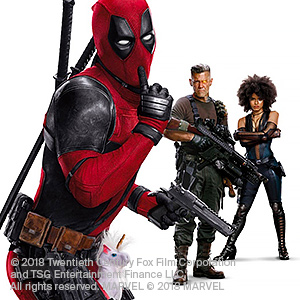Deadpool 2 na HBO HD
