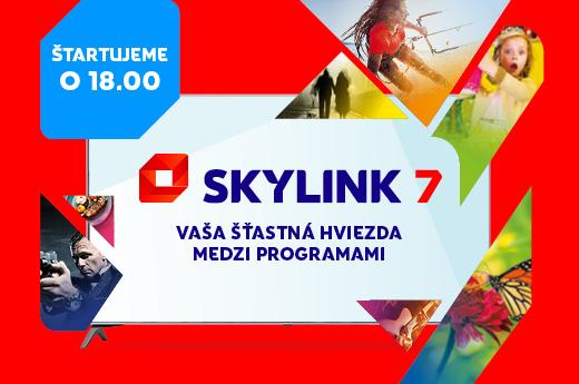 Skylink 7 – Vaša šťastná hviezda medzi programami